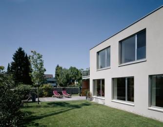 Projekt: EFH Sonderegger, Altach