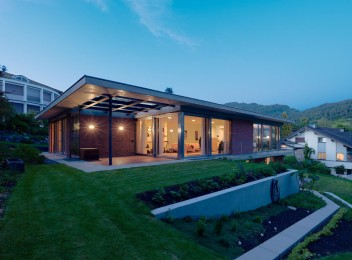Project: EFH plus energy house Leitner, Bregenz