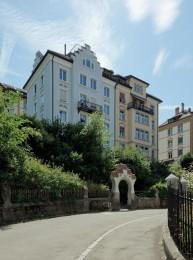 Projekt: Umbau Jugendstil-Mehrfamilienhaus in St. Gallen